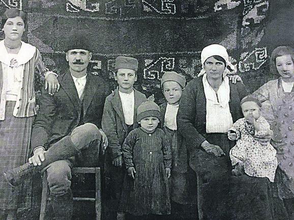 Hercegovci u Gradini pre drugog svetskog rata