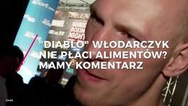 """Krzysztof """"Diablo"""" Włodarczyk nie płaci alimentów? Mamy komentarz boksera"""