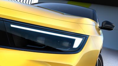 Nowy Opel Astra na pierwszych zdjęciach