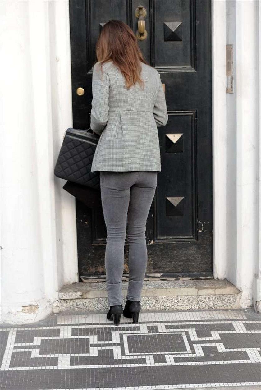 Samotna Pippa w Londynie . ZDJĘCIA