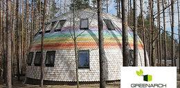 Okrągły dom. Jak w nim mieszkać?