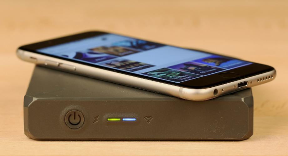 Test LaCie Fuel: Festplatte mit WLAN und Akku für das iPhone