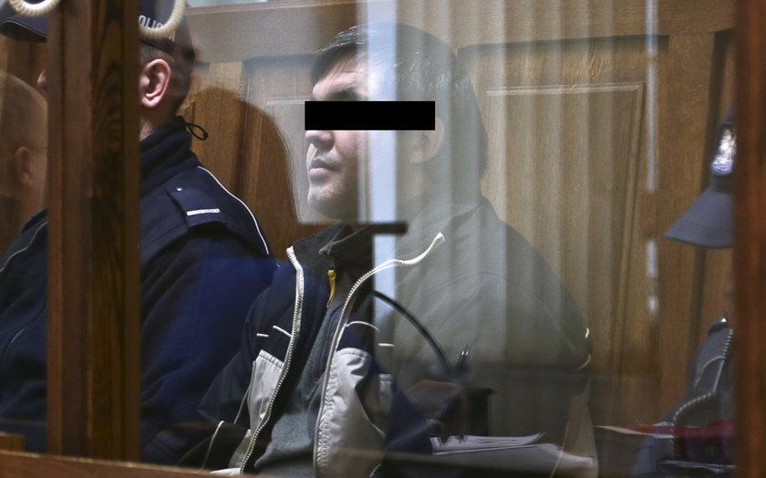 Proces zabójcy Stanisława Marczeni w Borowie Wielkim