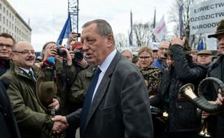 Sejm przeciw wotum nieufności dla ministra środowiska Jana Szyszki