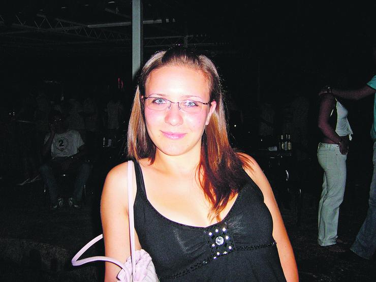 Jelica Radović foto privatni album