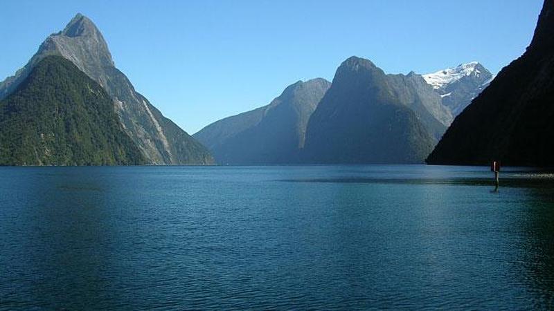 Zamach Nowa Zelandia Film Facebook: Wyspa Południowa