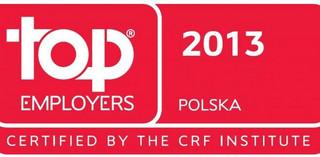 Top Employers Polska 2013