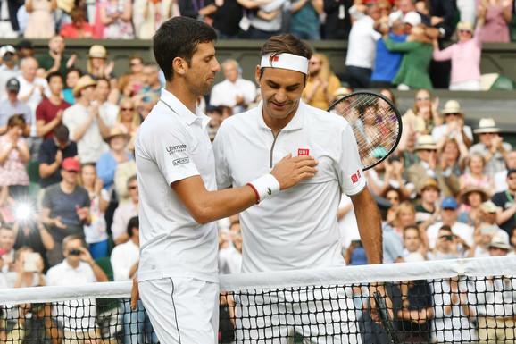 """""""E, OVO ĆU DOŽIVOTNO PAMTITI!"""" Novak Đoković U ZORU progovorio o finalu, a šta je tek rekao o Federeru!"""