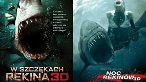 """""""W szczękach rekina 3D"""": rekin w supermarkecie"""