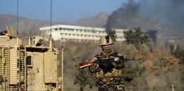 Siły specjalne odbiły hotel w Kabulu. Są zabici i ranni