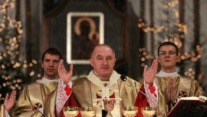 Kardynał Kazimierz Nycz, fot. Reuters