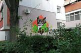 sova mural kosovopoljska ulica borca