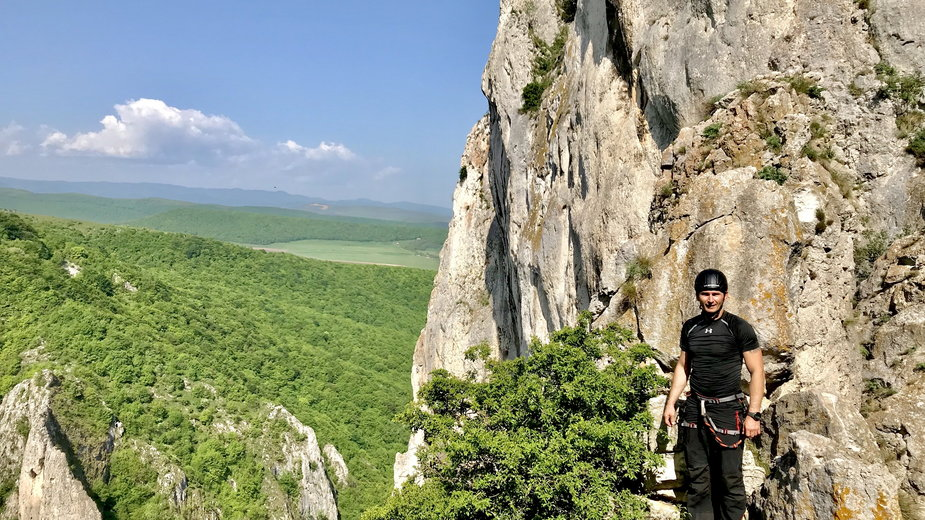Wąwóz Turda, Rumunia