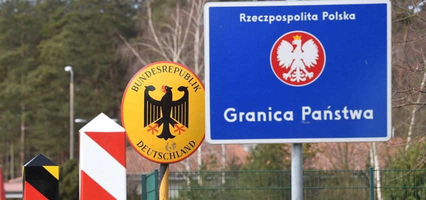 Kryzys na zachodniej granicy Polski? Niemcy biją na alarm. Rozważają radykalne kroki