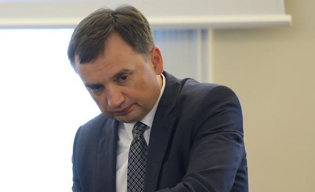 Minister sprawiedliwości odwołał trzech wiceprezesów Sądu Okręgowego w Warszawie