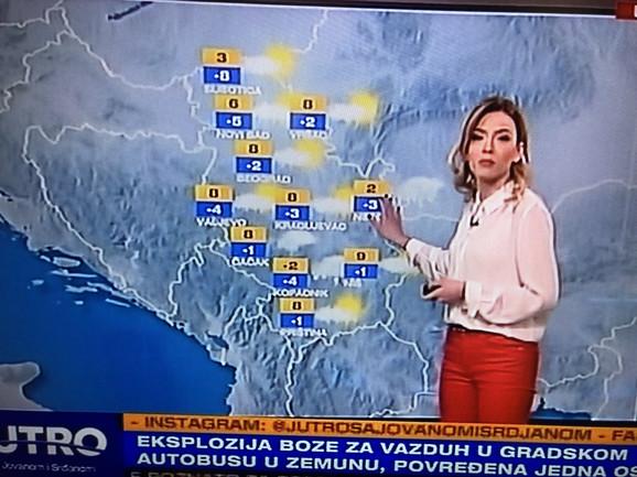 Ksenija Bujišić u Jutarnjem