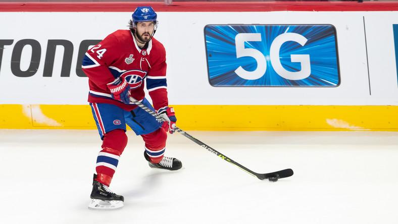 Zawodnik Montreal Canadiens Phillip Danault