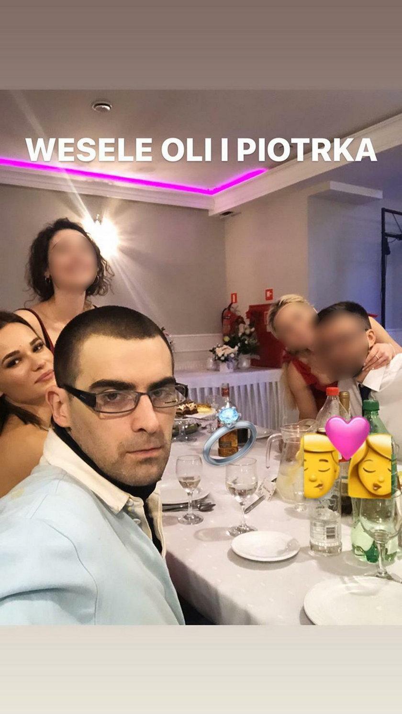 Quebonafide pokazał zdjęcia z wesela znajomych