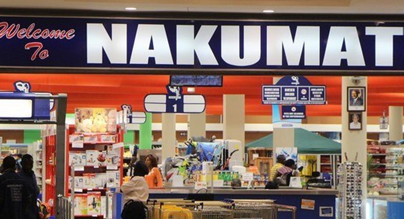 Nakumatt supermarket
