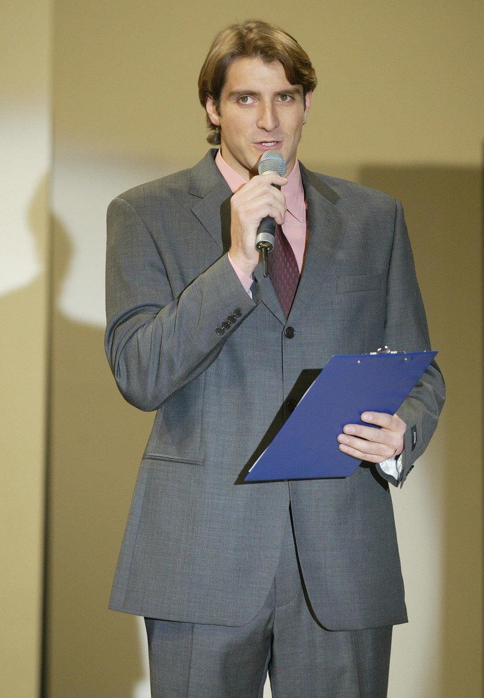 Maciej Dowbor w 2003 r.