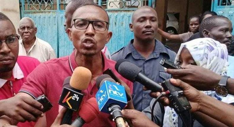 Mohamed Ali comes clean on claims of calling for MPs term extension over Coronavirus