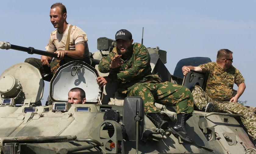 Separatyści zestrzelili ukraiński samolot bojowy!
