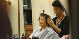Minister Kopacz u fryzjera! FOTY