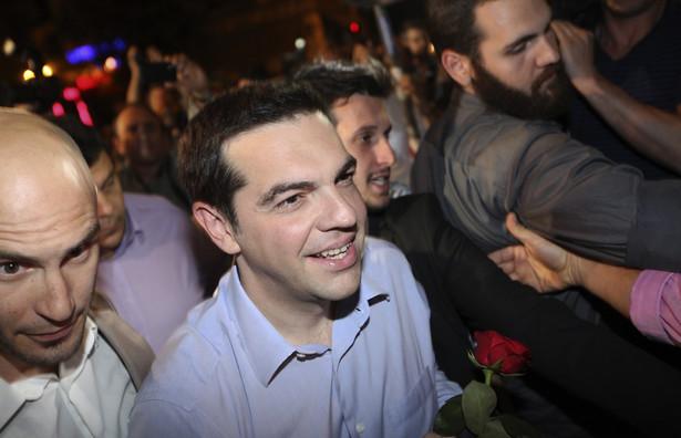 Aleksis Tsipras musi bronić reform