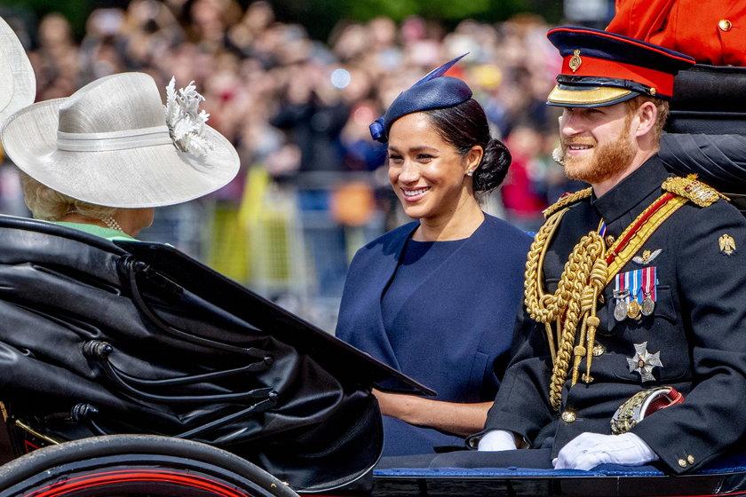 Meghan ma nowy przydomek w rodzinie królewskiej