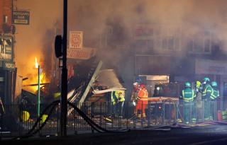 Wybuch w Leicester. Burmistrz podaje szczegóły - ranni to nie Polacy