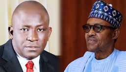 Presidency says Gimba Yau Kumo is not President Muhammadu Buhari's son-in-law (PG)