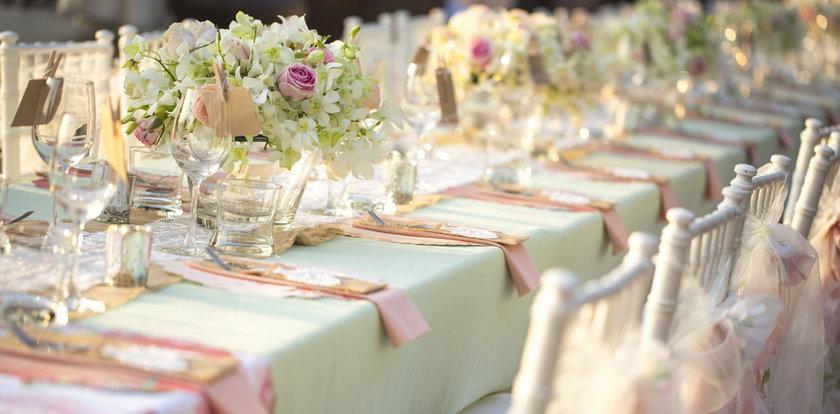 Młodzi urządzili wesele w lokalu pomimo epidemii. Skończyło się wielką klapą