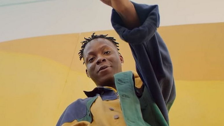 Meet Terri, the 20-year-old Starboy act who makes music for his family. (Starboy)
