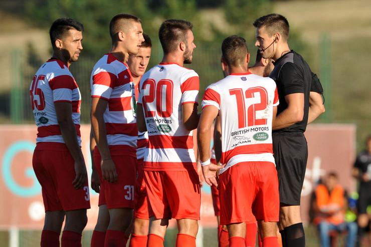 FK Zlatibor, FK Borac