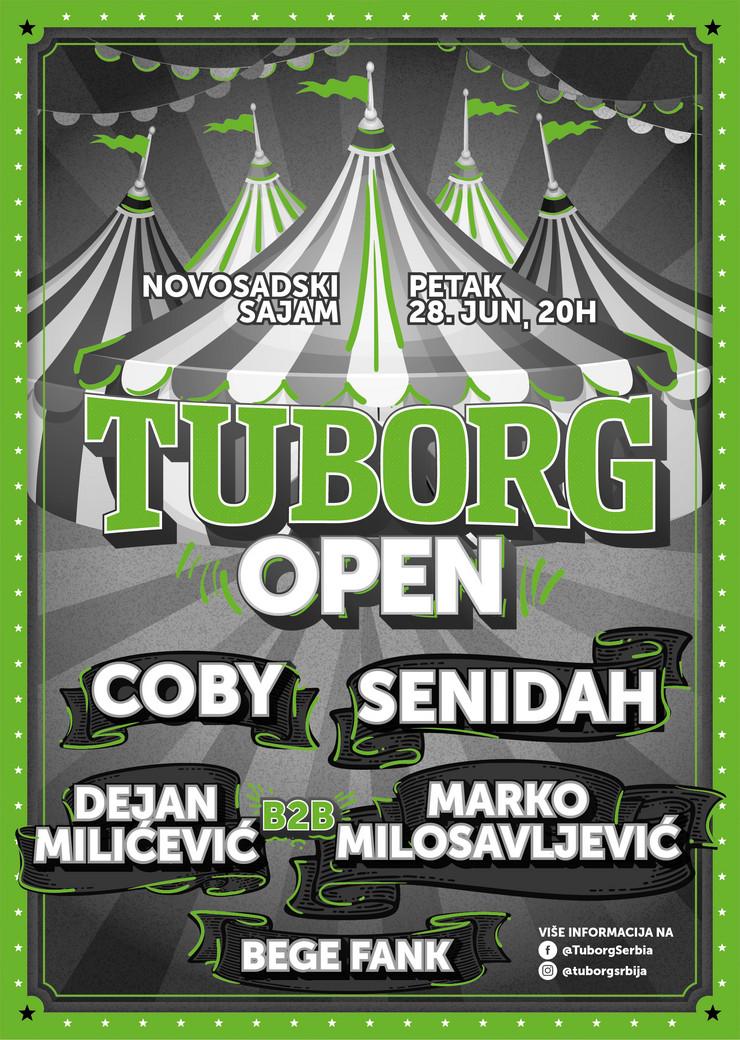 Tuborg OPEN Novi Sad