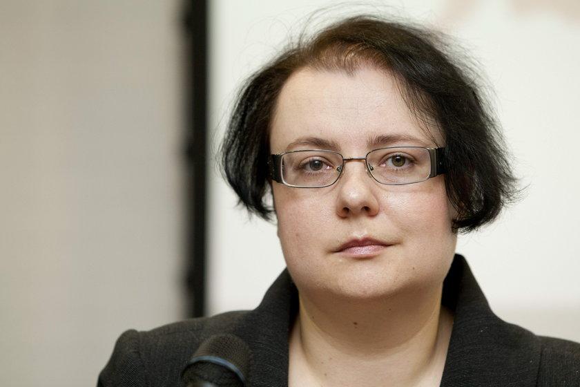 Anna Koteras, rzecznik KZK GOP