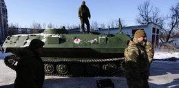 Rozejm na Ukrainie złamany. Znów padły strzały
