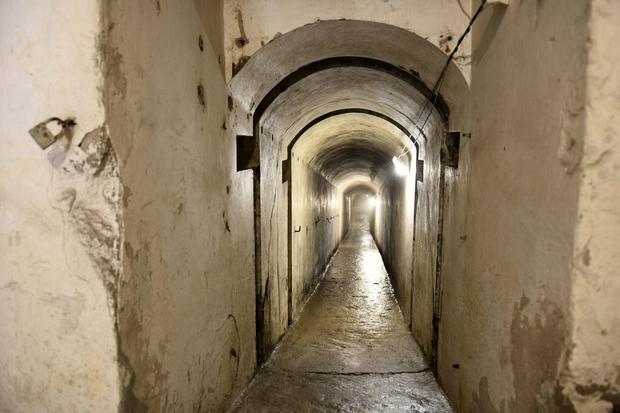 """Fort pancerny główny 49a """"Dłubnia"""""""