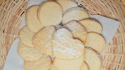 The 8-minute crumbly Sugar Cookies