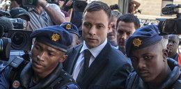 Pistorius zostanie za kratami przez... brak nóg!