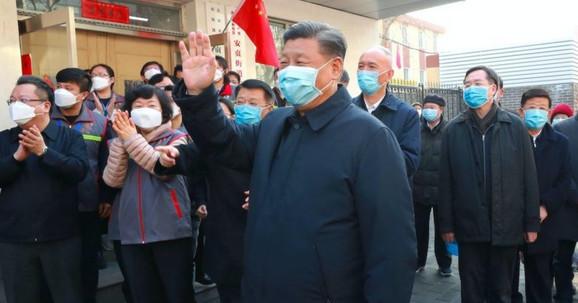 Poruka Kini i svetu