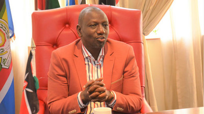 Kenyans react to DP Ruto's message to Raila after testing positive for Covid-19