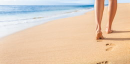 Buty będą naśladować chodzenie po piasku