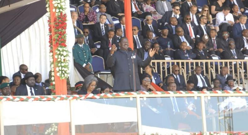 I was a victim of Nyayo's mistakes - Raila Odinga boldly revisits Moi's legacy of torture