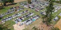 Zniczowa rewolucja na cmentarzach. Możecie się mocno zdziwić
