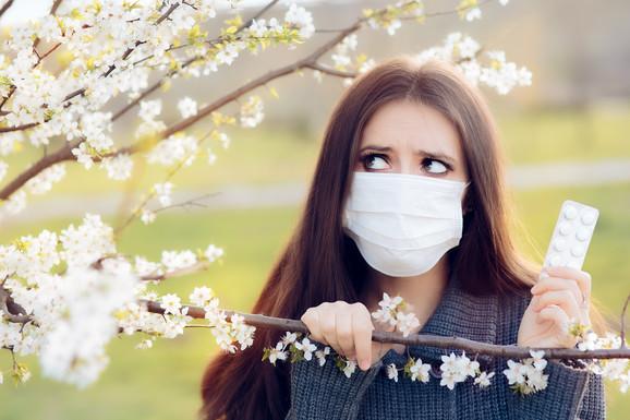 Spremite se za raniji dolazak alergije