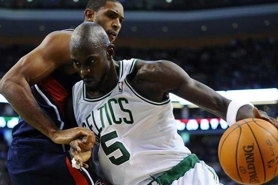 Kevin Garnett, Boston Celtics