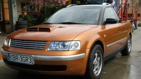 Auto z ogłoszenia: Frankenstein z genami Volkswagena