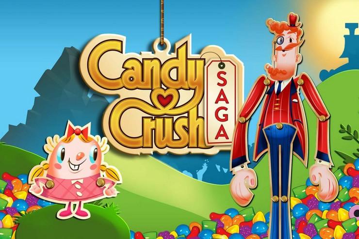 Candy Crush Sage