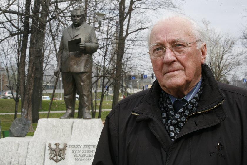 Katowice. Nie żyje Henryk Buszko (†91l.)